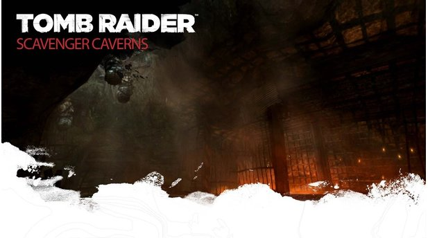 Tomb Raider DLC Caves & Cliffs