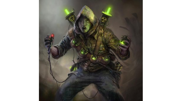Wasteland 2 - Artwork