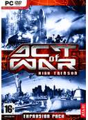 Cover zu Act of War: High Treason