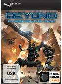 Cover zu Beyond Flesh and Blood