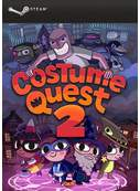 Cover zu Costume Quest 2