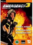 Cover zu Emergency 3 - Mission Life