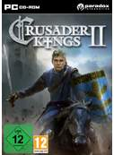 Cover zu Crusader Kings 2