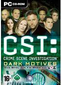 Cover zu CSI: Dark Motives