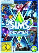 Cover zu Die Sims 3: Showtime
