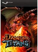 Cover zu Dragons and Titans