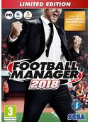 Cover zu Football Manager 2018