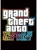 Cover zu Grand Theft Auto 4: The Ballad of Gay Tony