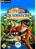 Cover zu Harry Potter: Quidditch Weltmeisterschaft