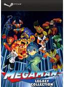 Cover zu Mega Man Legacy Collection