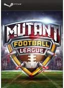 Cover zu Mutant Football League