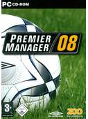Cover zu Premier Manager 08