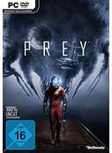 Cover zu Prey