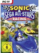 Cover zu Sonic & SEGA All-Stars Racing