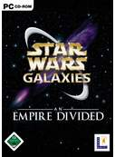 Cover zu Star Wars Galaxies: An Empire Divided