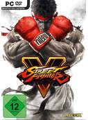 Cover zu Street Fighter 5