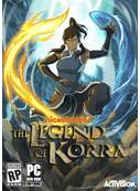 Cover zu The Legend of Korra