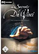 Cover zu The Secrets of Da Vinci: Das verbotene Manuskript