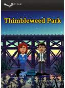 Cover zu Thimbleweed Park
