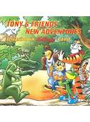 Cover zu Tony & Friends in Kellogg's Land