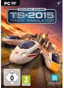 Cover zu Train Simulator 2015