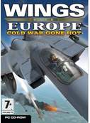 Cover zu Wings over Europe: Cold War - Soviet Invasion