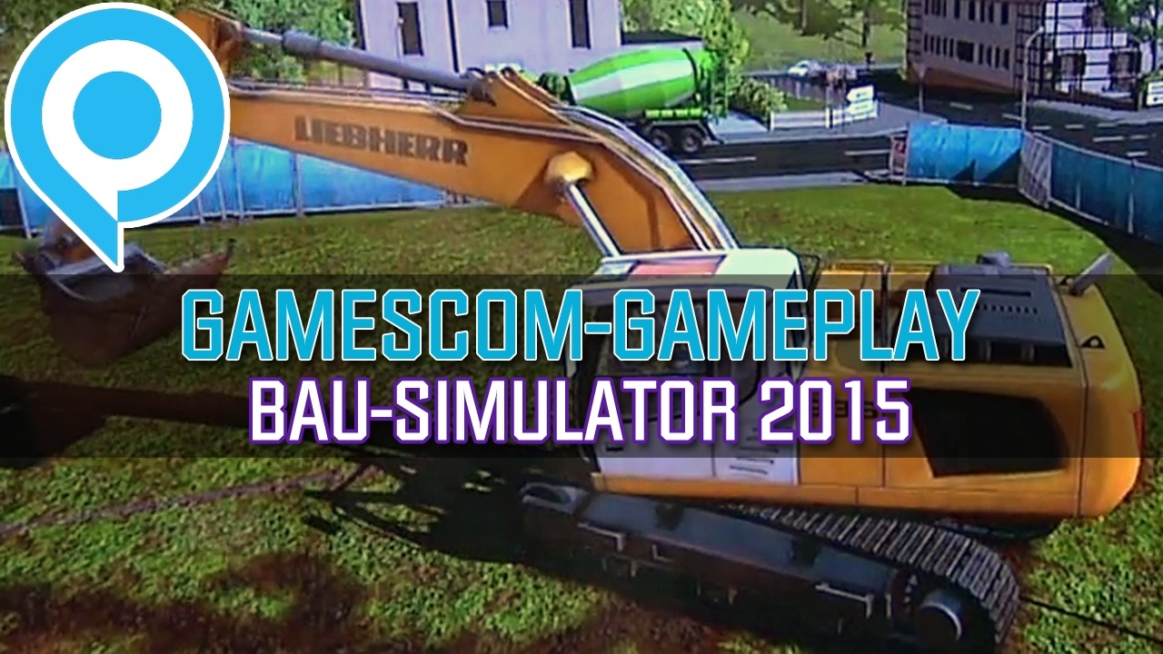 bau simulator 2015 gameplay pr sentation von der. Black Bedroom Furniture Sets. Home Design Ideas