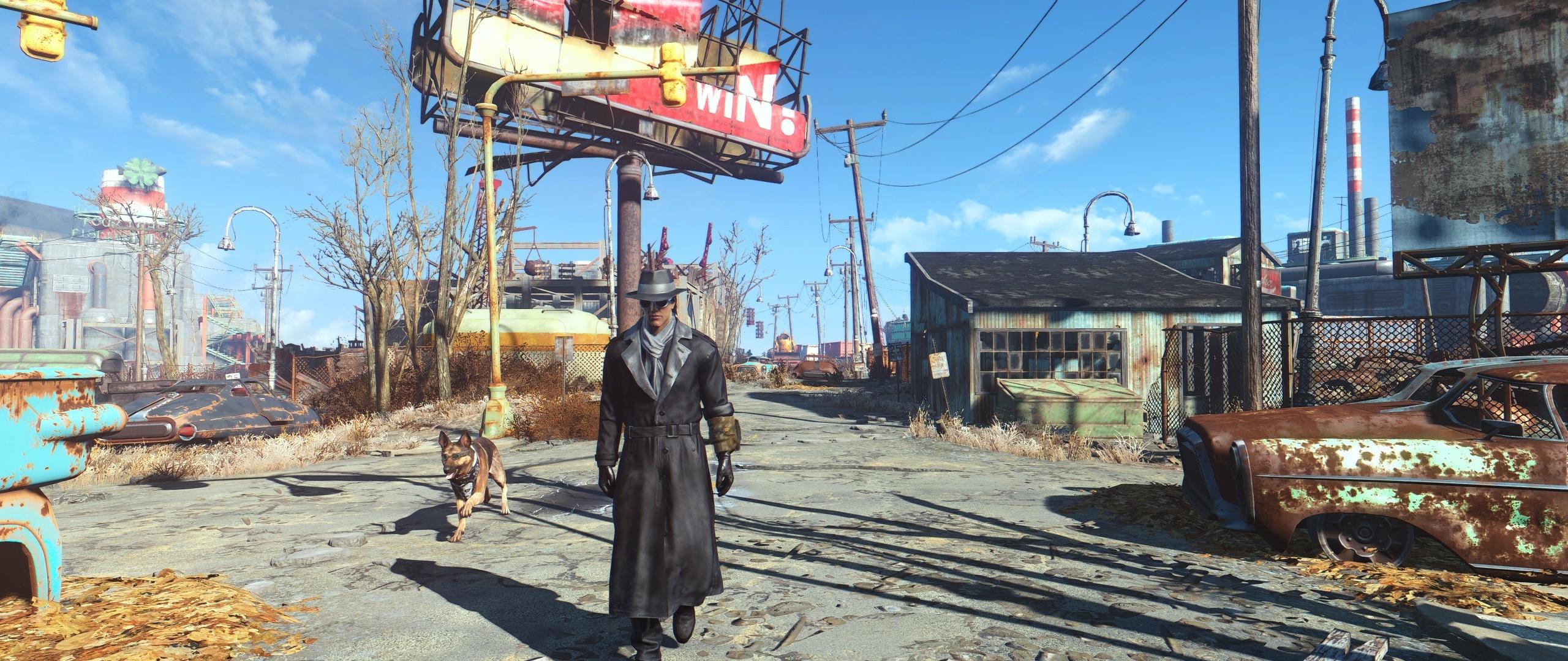 Buntes Ödland: Die Mod Enhanced Wasteland Preset macht die Apokalypse farbenfroher.