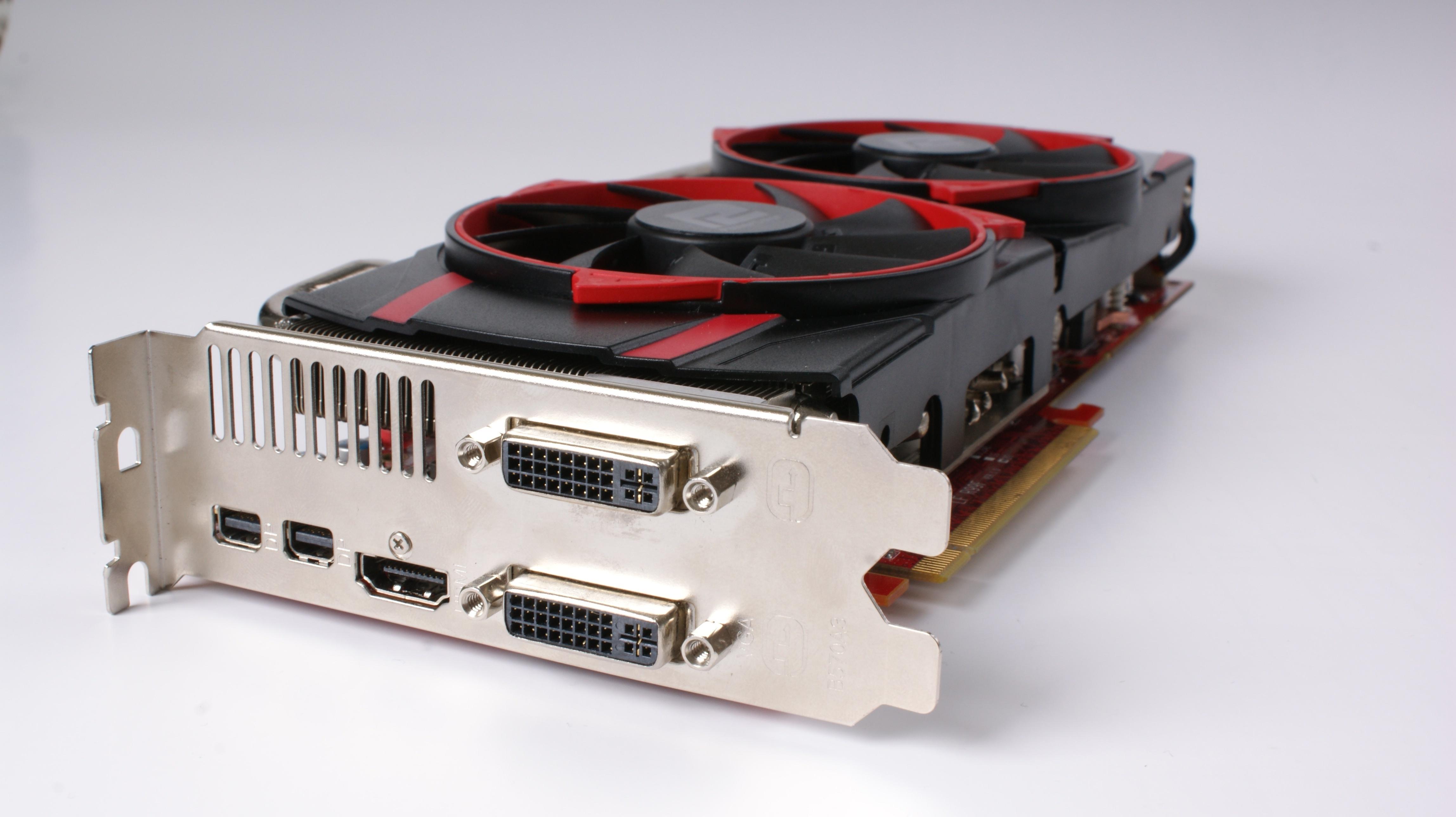 Powercolor Radeon HD 6950 Vortex PCS+