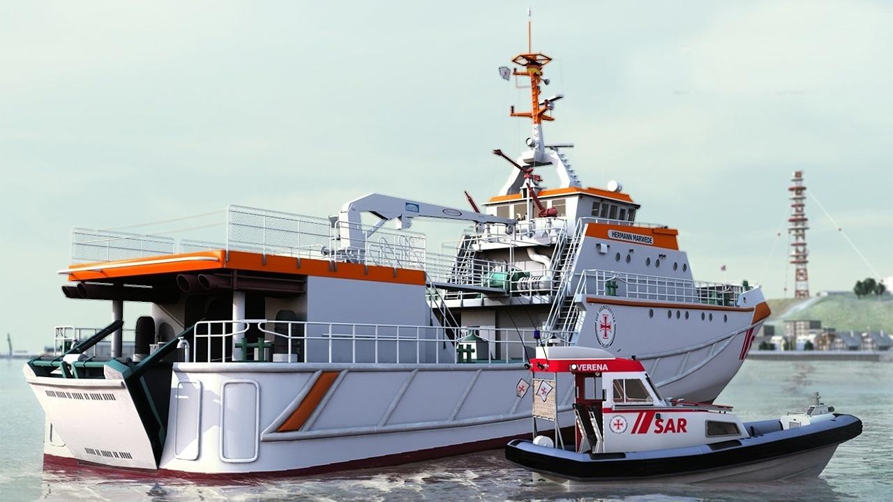 Pubg Video Zeigt Neue Benutzeroberfläche Kartenauswahl: Schiff-Simulator: Die Seenotretter Im Test