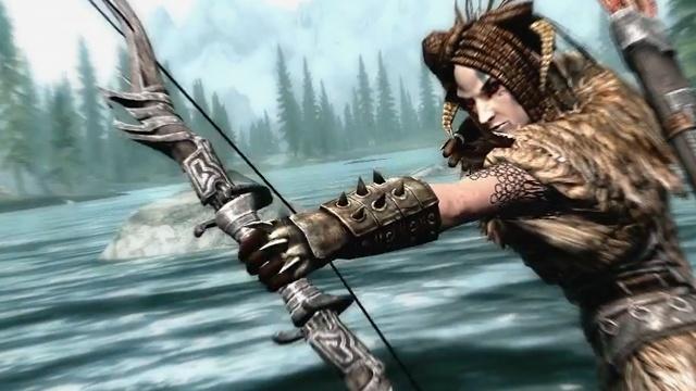 The Elder Scrolls Vita : The elder scrolls v skyrim spielen auf der ps