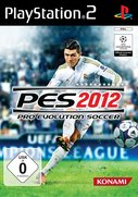 Cover zu Pro Evolution Soccer 2012 - PlayStation 2