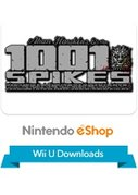 Cover zu 1001 Spikes - Wii U