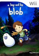 Cover zu A Boy and his Blob - Wii