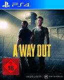 Cover zu A Way Out - PlayStation 4