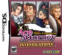 Cover zu Ace Attorney Investigations: Miles Edgeworth - Nintendo DS
