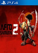 Cover zu Afro Samurai 2: Revenge of Kuma Volume One - PlayStation 4