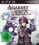 Cover zu Agarest: Generations of War Zero - PlayStation 3