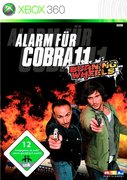 Cover zu Alarm für Cobra 11: Burning Wheels - Xbox 360