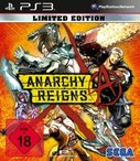 Cover zu Anarchy Reigns - PlayStation 3