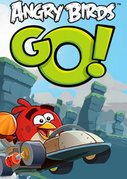 Cover zu Angry Birds Go! - Apple iOS