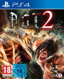 Cover zu Attack on Titan 2 - PlayStation 4
