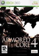 Cover zu Armored Core 4 - Xbox 360