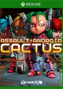 Cover zu Assault Android Cactus - Xbox One