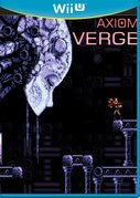 Cover zu Axiom Verge - Wii U