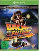 Cover zu Back to the Future: The Game - Xbox One