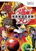 Cover zu Bakugan: Battle Brawlers - Wii
