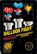 Cover zu Balloon Fight - NES