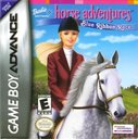 Cover zu Barbie Horse Adventures: Blue Ribbon Race - Game Boy Advance