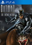 Cover zu Batman: The Enemy Within - PlayStation 4